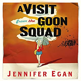 A Visit from the Goon Squad                   By:                                                                                                                                 Jennifer Egan                               Narrated by:                                                                                                                                 Roxana Ortega                      Length: 10 hrs and 6 mins     48 ratings     Overall 4.1
