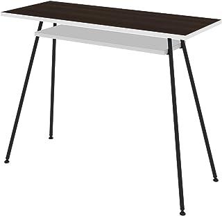 LEVIRA - Mesa de Oficina Escritorio Mesa de Ordenador Kost Colors - 100 x 75 - Negro