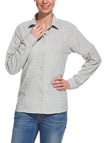 Tatonka Dames-hemd Camden Womens Long Sleeve-shirt