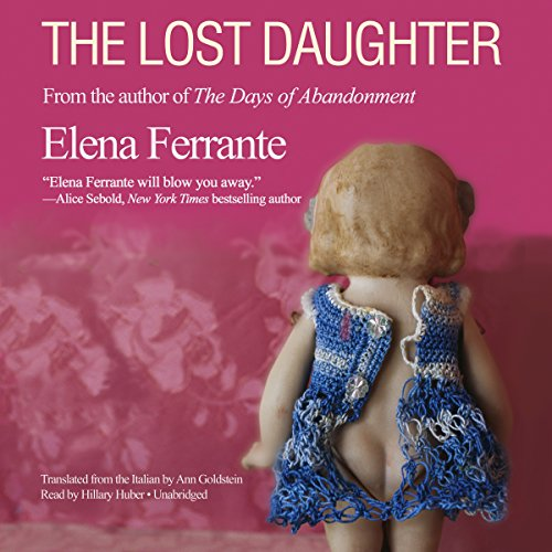 The Lost Daughter audiobook cover art