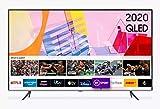 Samsung QE55Q65T (2020) 55' SMART 4K Ultra HD HDR QLED TV TVPlus Black