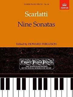 Nine Sonatas: Easier Piano Pieces 60