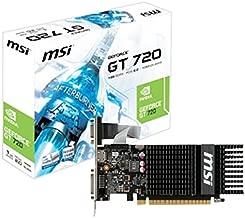 MSI GeForce GT 720, 1GB GDDR3 (64 Bit), HDMI, DVI, D-Sub