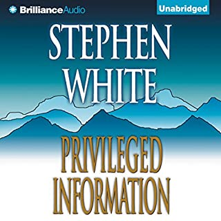 Privileged Information audiobook cover art