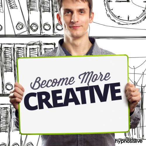 Become More Creative Hypnosis     Unleash Your Imagination, Using Hypnosis              By:                                                                                                                                 Hypnosis Live                               Narrated by:                                                                                                                                 Hypnosis Live                      Length: 35 mins     Not rated yet     Overall 0.0
