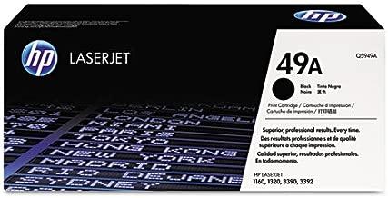 HP - HP 49A, (Q5949AG) Black Original LaserJet Toner Cartridge for US Government Q5949AG (DMi EA
