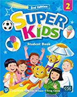 SuperKids 3E Student Book with 2 Audio CDs and PEP access code 2