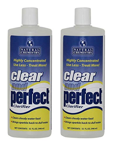 Price comparison product image 2 Natural Chemistry 03500 Clear & Perfect Swimming Pool Clarifier - 32 oz Each