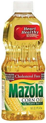Mazola Corn Oil - 16 oz