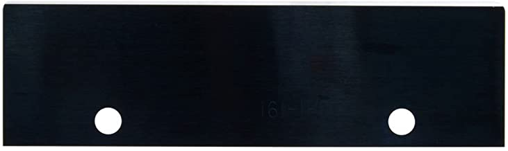 Centaur Black Steel Replacement Scraper Blade for Redi-Grill Scraper - 6