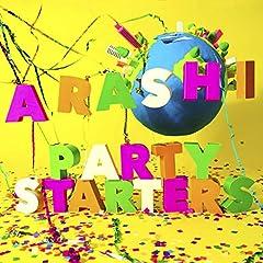 嵐「Party Starters」のCDジャケット