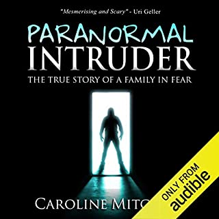 Paranormal Intruder audiobook cover art