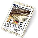 Lumaland Teppichunterlage Antirutschmatte rutschfeste Unterlage Teppich Stopper Antirutschpad 180x290cm
