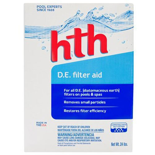 Arch Chemical 61306 HTH Diatomaceous Earth Filter...