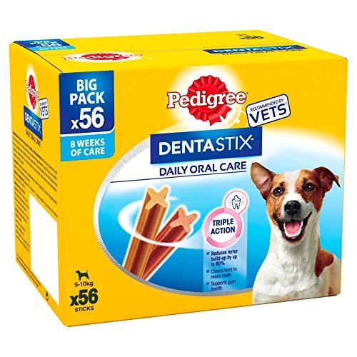 Pedigree Dentastix Small Dog (Pack Size: 56 Pack)