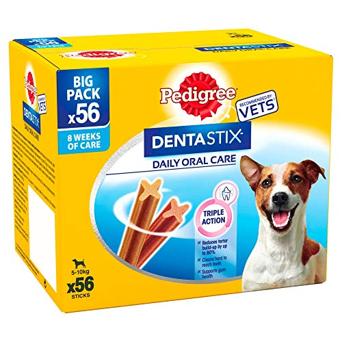 Pedigree Dentastix Small Dog (Pack Size: 56 Pack)