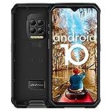 Rugged Smartphone,Ulefone Armor 9E 8GB+128GB Octa-core 6600mAh, Fotocamera Posteriore con...