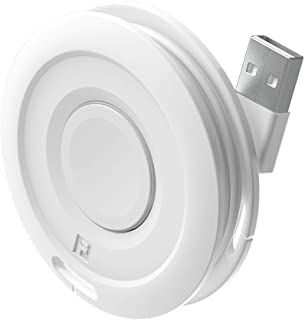 Watch Side Winder by Fuse Compatible With Apple Watch Charger for Cable Management, Organization, and charging dock for travel and office use (White)