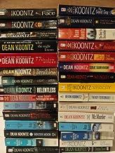 Dean Koontz 30 Book Set: Cold Fire Winter Moon the Good Guy One Door Away From Heaven the Door to December the Husband the...