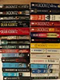 Dean Koontz 30 Book Set: Cold Fire Winter Moon the Good Guy One Door Away From Heaven the Door to December the Husband the Taking Sole Survivor Intensity Velocity, False Memory Mr. Murder Dragon Tears Phantoms Fear Nothing Demon Seed ...