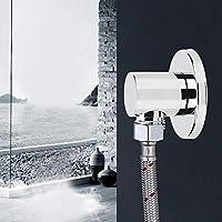 シャワーホースコネクタ、ハンドヘルドシャワーホルダーシャワーコネクタ、シャワーヘッドホルダー、家庭用バスルーム