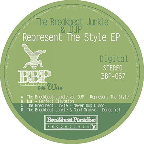 The Breakbeat Junkie & Djp