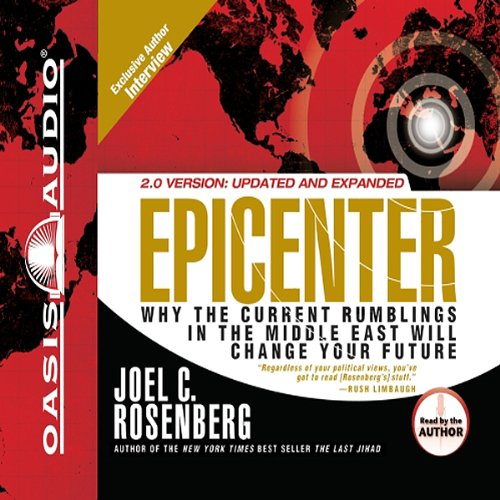 Epicenter audiobook cover art