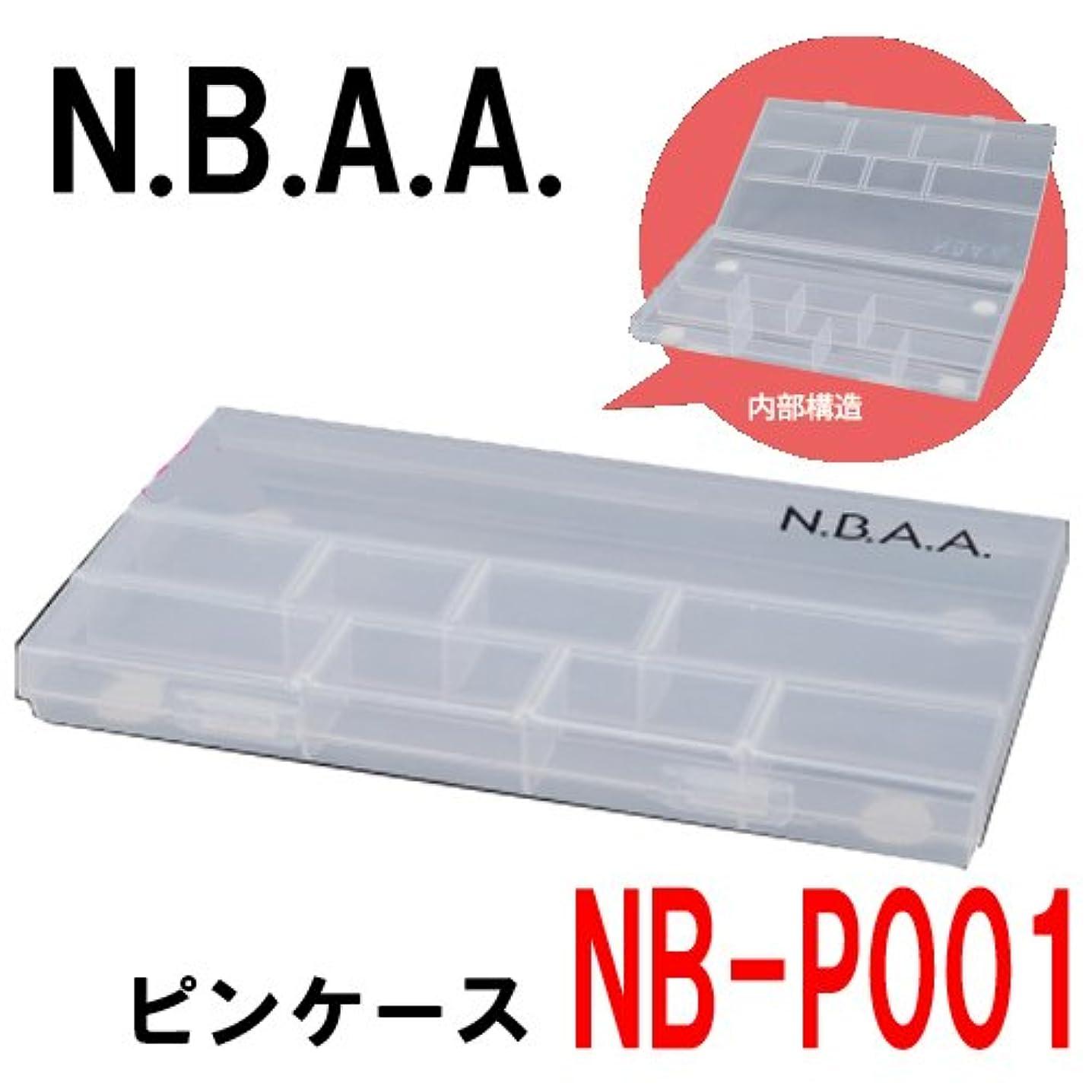 公平出撃者ジレンマN.B.A.A. NB-P001 ピンケース
