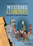 Mysteres a londres - t01 - le voleur du british museum (Melokids)