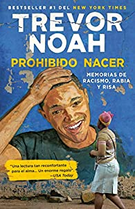Prohibido nacer par Trevor Noah