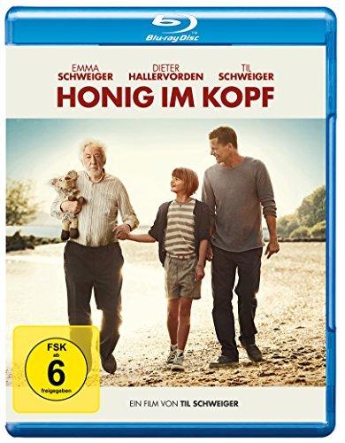 Head Full of Honey (2014) ( Honig im Kopf ) (Blu-Ray)