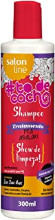 Shampoo Uso Diário 300ml Abalar to de Cacho Unit, Salon Line