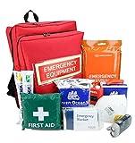 EVAQ8 Emergency Go Bag 72 Hour Survival Kit Complete