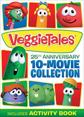 VeggieTales: 25th Anniversary 10-Movie Collection...