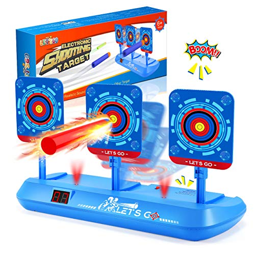 Dreamingbox Juguetes Niños 4-12 Años, Pistola Nerf Regalo Niña 4-12 Años Juguetes para Niñas de 4-12 Años Niños 5-12 Años Juguetes Niño Regalos de Cumpleanos