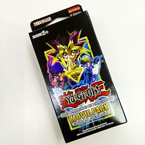 Box Yu-Gi-Oh! The Dark Side Of Dimensions Movie Pack Edição Secreta Boosters e Cards - SUIKA