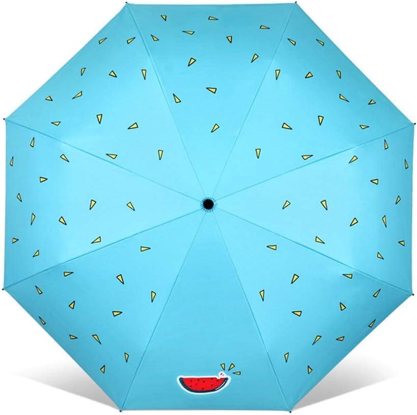 New popularity YHYHNE Folding Umbrella Weather Summer Bones 8 Max 72% OFF