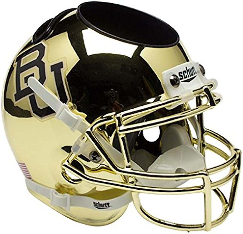 Baylor Bears Miniature Football Helmet Desk Caddy B Chrome B