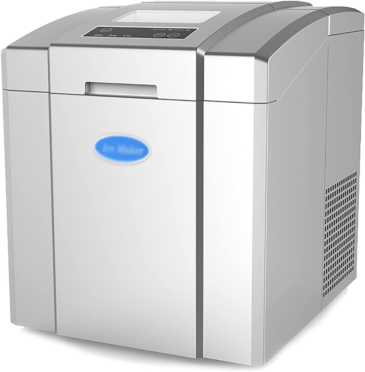 Ice Maker Machine Commercial Fully Selling Mil Automatic Small Max 56% OFF