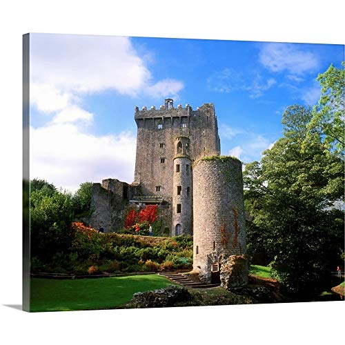 Blarney Castle, County Cork, Ireland Canvas Wall Art Print, 20