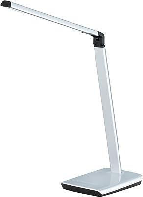 Honsel Bragi Lámpara de mesa, plata