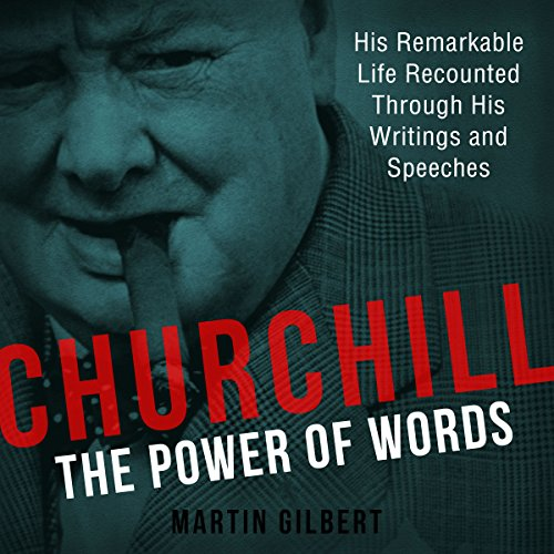 Churchill audiobook cover art