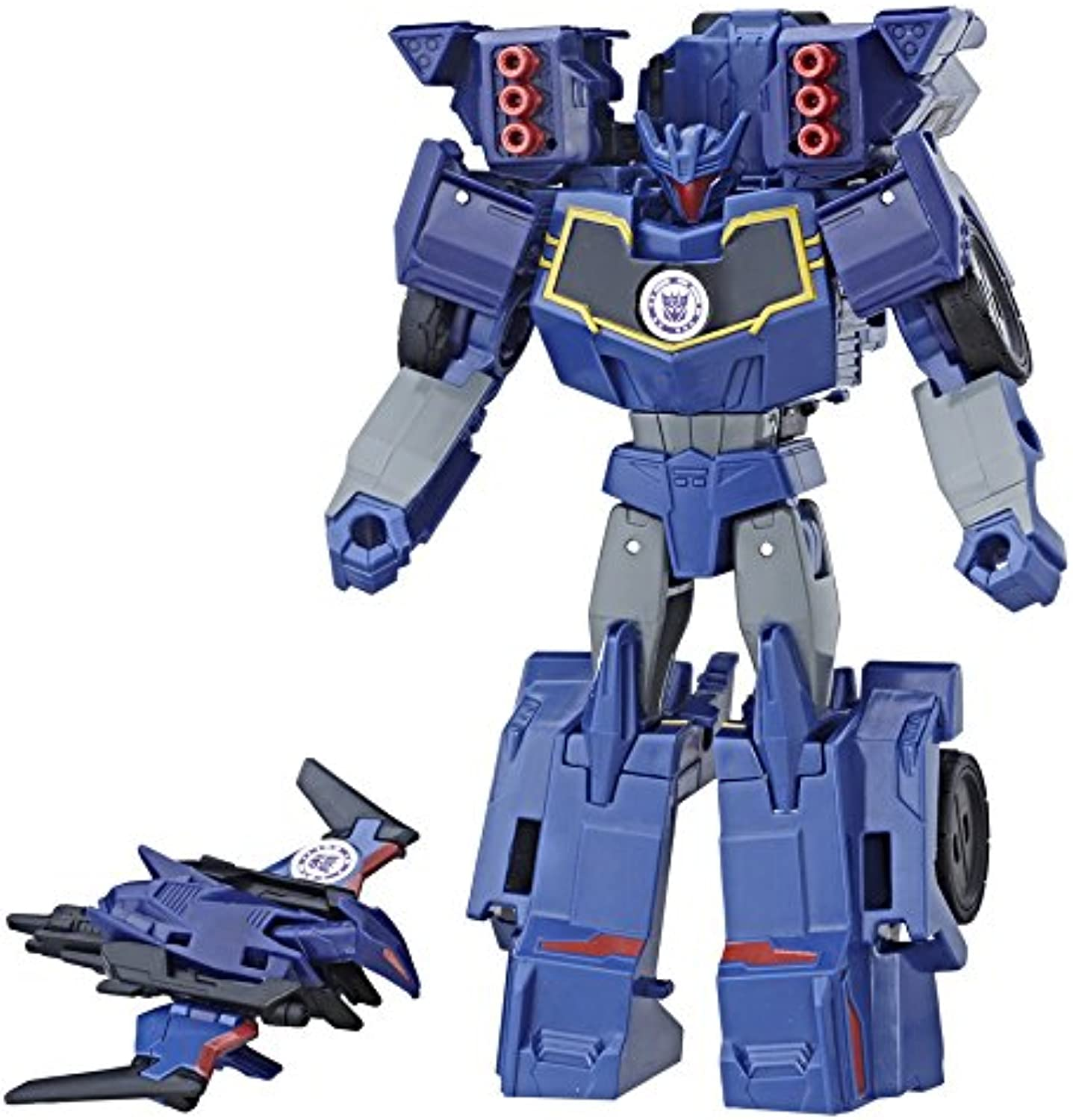 Transformers C2353AS0 Tra Rid Activator Combiner Soundwave
