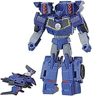 Transformers Tra Rid Activator Combiner Soundwave Action Figure