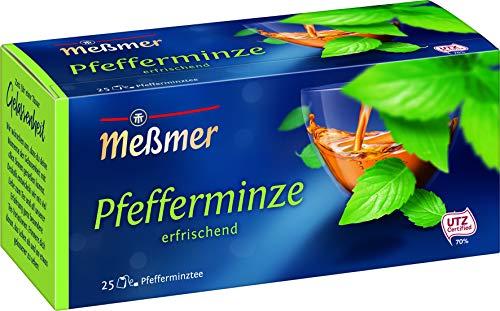 Meßmer -   Pfefferminztee, 4er