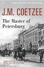 Master Of Petersburg by J M Coetzee (2-Sep-2004) Paperback