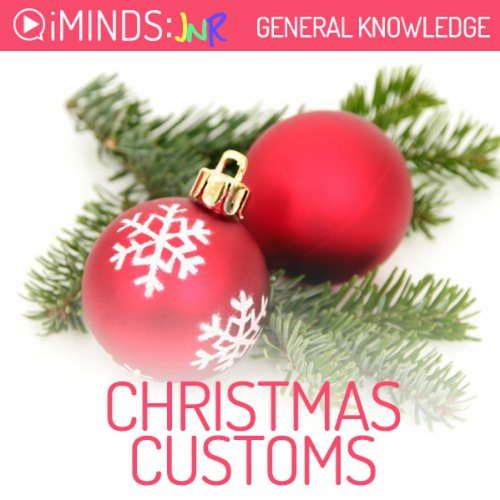 Christmas Customs  By  cover art