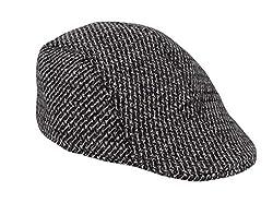 Krystle Mens Cotton Cap Grey_Free Size