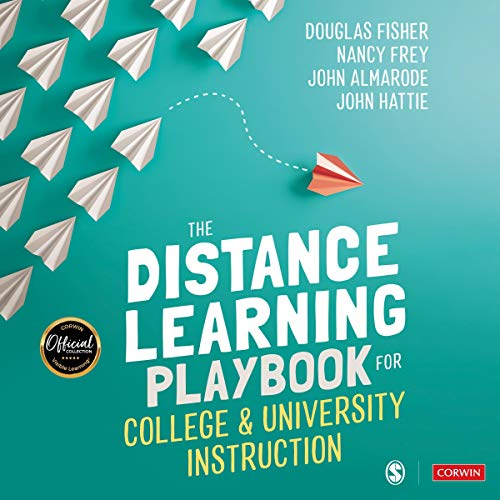 The Distance Learning Playbook for College and University Instruction Titelbild