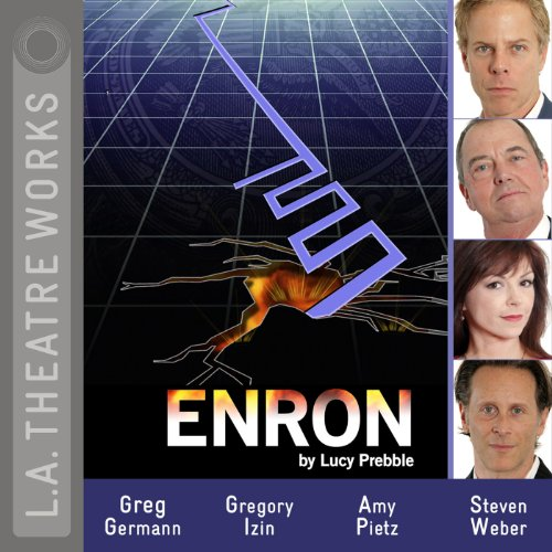 Enron audiobook cover art